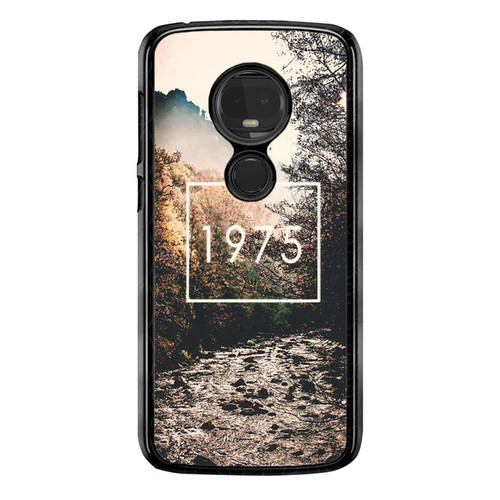 1975 Cover Band E0875 T-Mobile Revvlry+ Plus Case, Moto G7 , G7 Plus Case