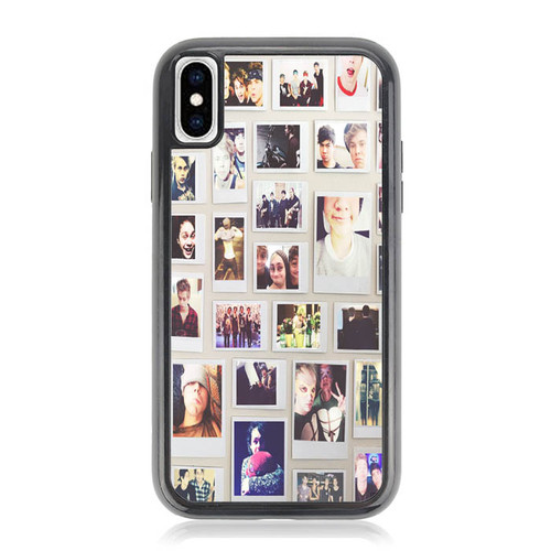 1 Direction Collae V0611 iPhone XS Max Case