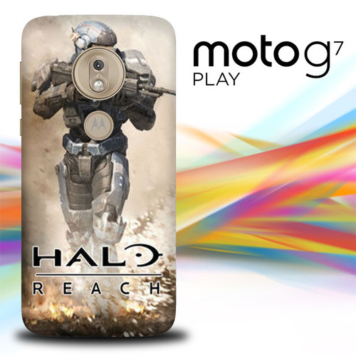 Halo Reach Xbox X1799 Motorola Moto G7 Play Case