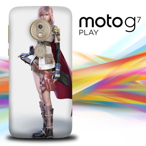Final Fantasy XIII X0043 Motorola Moto G7 Play Case