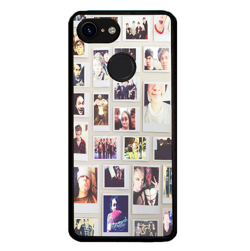 1 Direction Collae V0611 Google Pixel 3 Case
