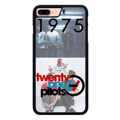 21Pilots And The D0021  iPhone 7 Plus , iPhone 8 Plus Case