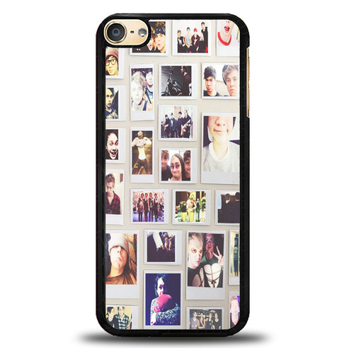 1 Direction Collae V0611 iPod Touch 6 Case