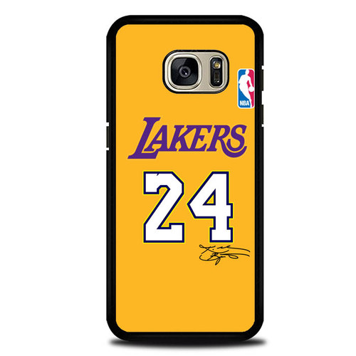 Lakers 24 R0023 Samsung Galaxy S7 Case