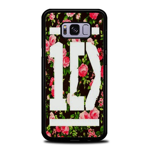 1D One Direction Floral V0288 Samsung Galaxy S8 Plus Case