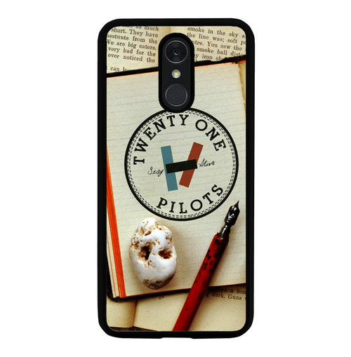 21 Pilots Stay Alive E0302  LG Q7, LG Q7 Plus Case
