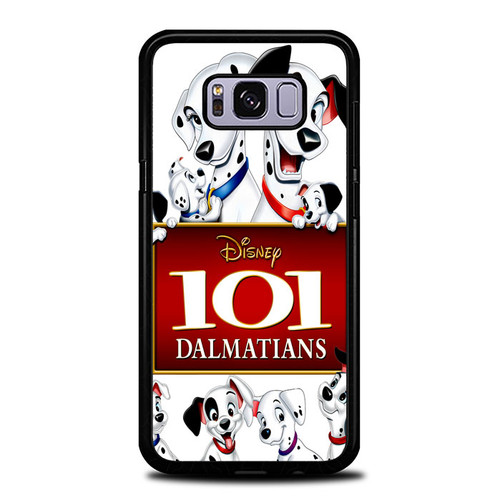 101 dalmatian2 Z0641 Samsung Galaxy S8 Plus Case