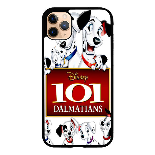 101 dalmatian2 Z0641 iPhone 11 Pro Max Case