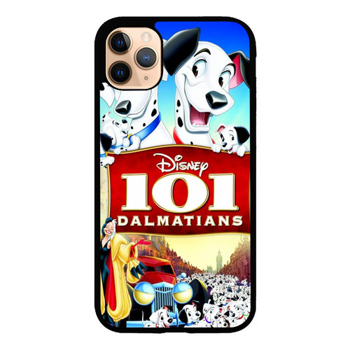 101 dalmatian Z0640 iPhone 11 Pro Max Case