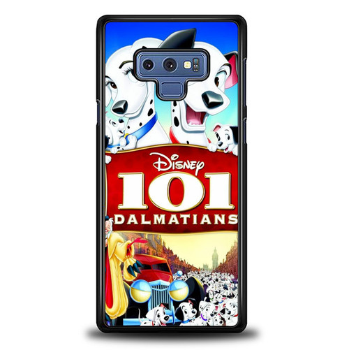 101 dalmatian Z0640 Samsung Galaxy Note 9 Case