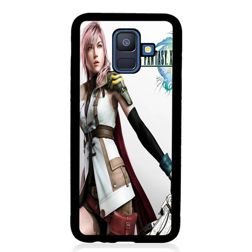 Final Fantasy XIII X0411 Samsung Galaxy A6 2018 Case