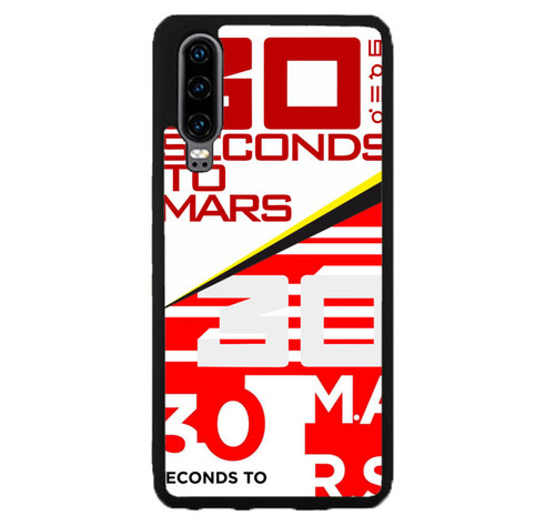 30 Second to Mars Logo Y2535 Huawei P30 Case