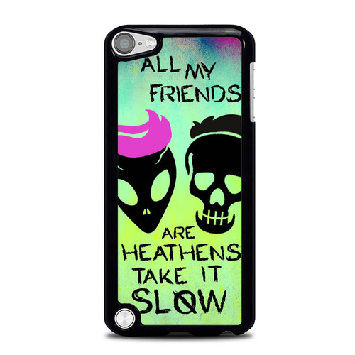 21 Pilots Heathens L1088 iPod Touch 5 Case