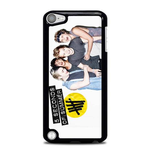 5 Second Of Summer 3 O3408 iPod Touch 5 Case