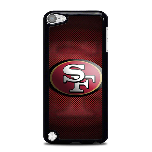49ers logo O7629 iPod Touch 5 Case
