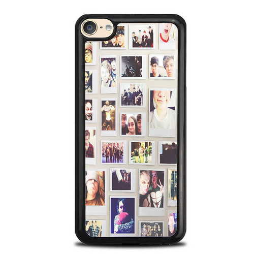 1 Direction Collage O3332 iPod Touch 6 Case