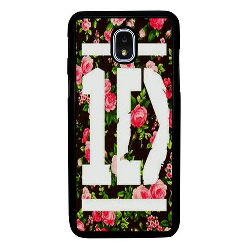 1D One Direction Floral O3331 Samsung Galaxy J7 2018 / J7 V 2nd Gen / J7 Aero / J7 Star / J7 Top / J7 Crown / J7 Aura / J7 Refine / J7 Eon Case