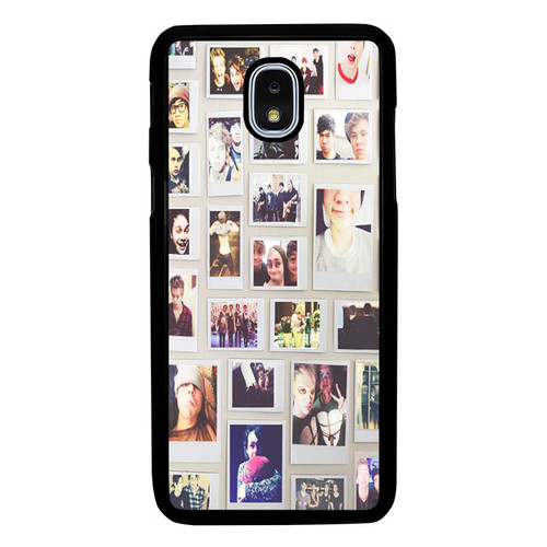 1 Direction Collage O3332 Samsung Galaxy J7 2018 / J7 V 2nd Gen / J7 Aero / J7 Star / J7 Top / J7 Crown / J7 Aura / J7 Refine / J7 Eon Case