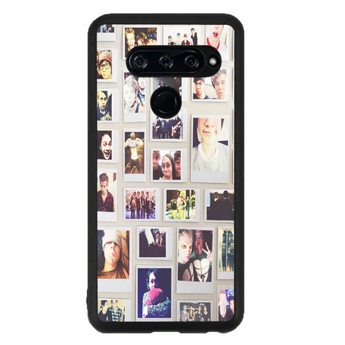 1 Direction Collage O3332 LG V40 ThinQ Case