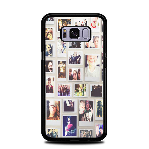 1 Direction Collage O3332 Samsung Galaxy S8 Case