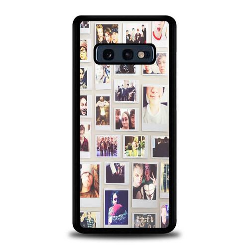 1 Direction Collage O3332 Samsung Galaxy S10E , S10 Lite Case
