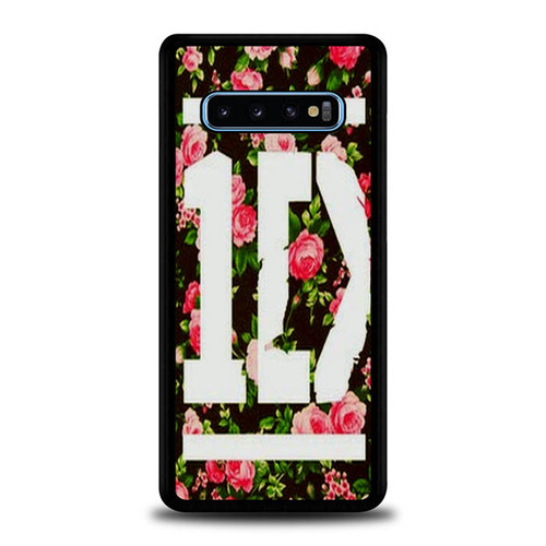 1D One Direction Floral O3331 Samsung Galaxy S10 Case