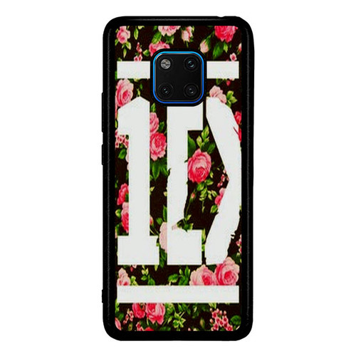 1D One Direction Floral O3331 Huawei Mate 20 Pro Case
