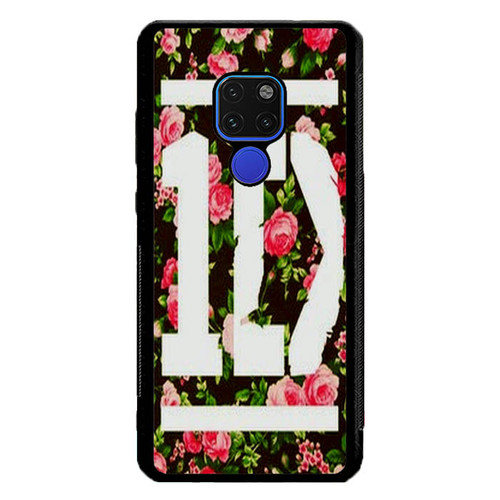 1D One Direction Floral O3331 Huawei Mate 20 Case