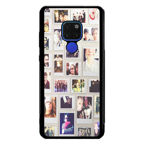 1 Direction Collage O3332 Huawei Mate 20 Case