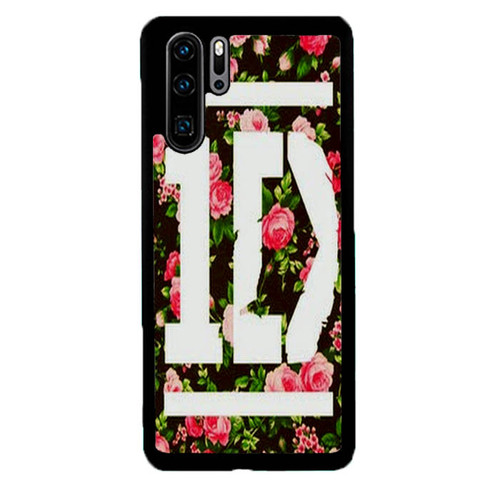 1D One Direction Floral O3331 Huawei P30 Pro Case