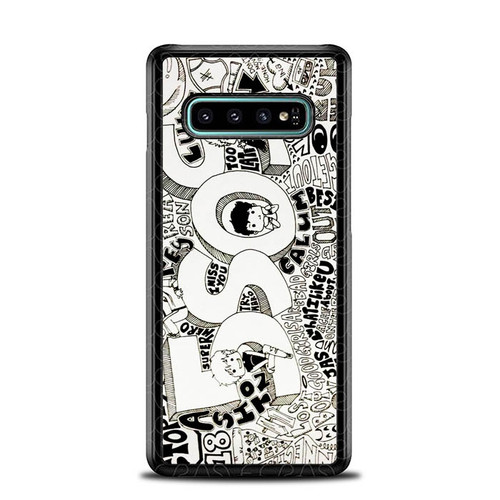 5 Seconds of Summer 5 SOS Collage O3414 Samsung Galaxy S10 Plus Case