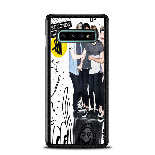 5 Seconds Of Summer O3433 Samsung Galaxy S10 Plus Case