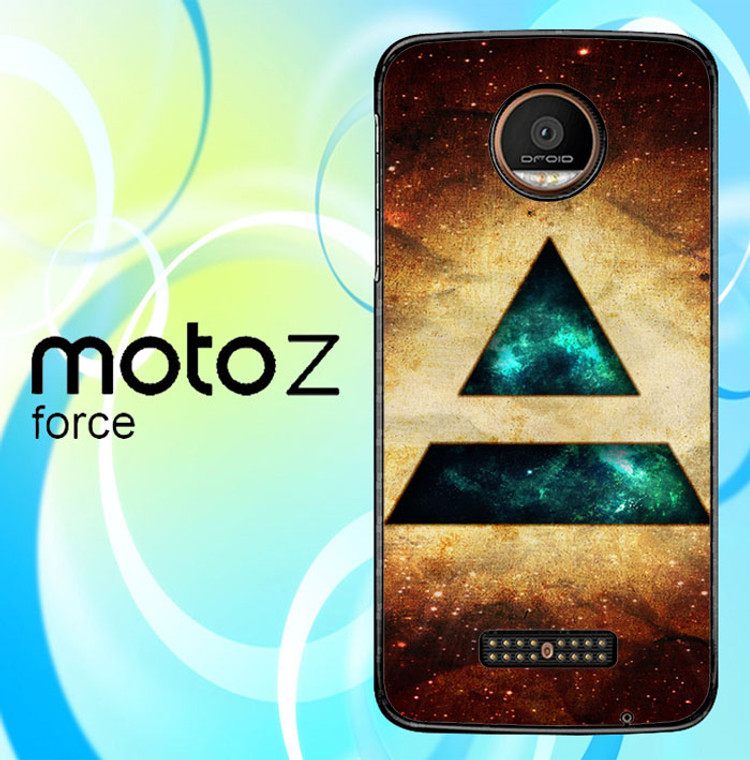 30 Second To Mars X5613 Motorola Moto Z Force Case