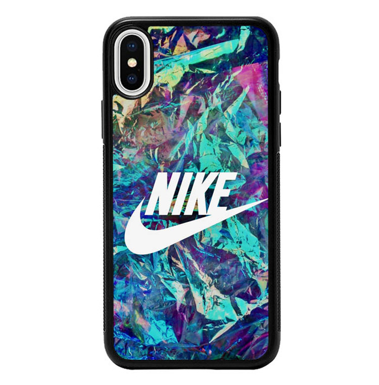 Nike Holographic X9179 iPhone X, XS Case