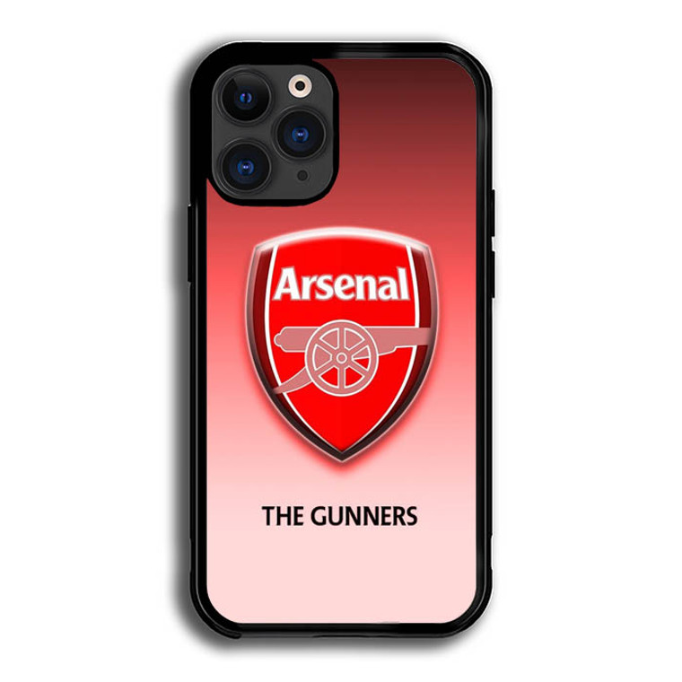 Arsenal FC O7653 iPhone 12 Pro Case