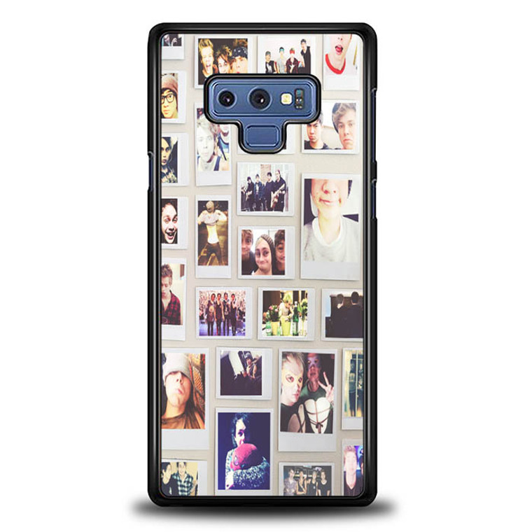 1 Direction Collae V0611 Samsung Galaxy Note 9 Case