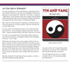Yin and Yang - Book on CD