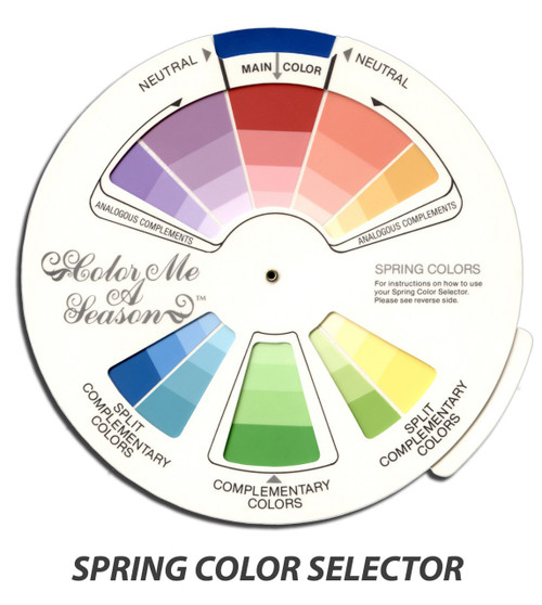 Color Selector - Spring