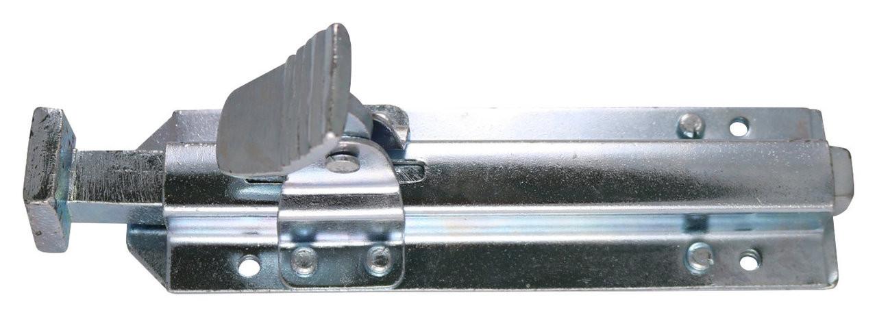 Taurus Garage Foot Bolt 200mm 8 Zinc Plated Pre Packed 1 Pack