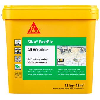 Sika FastFix All Weather Charcoal 15kg (SKFFIXCHRL16)