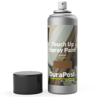 Fencemate Dura Post Touch-up Spray 400ml Sepia Brown (806040B)