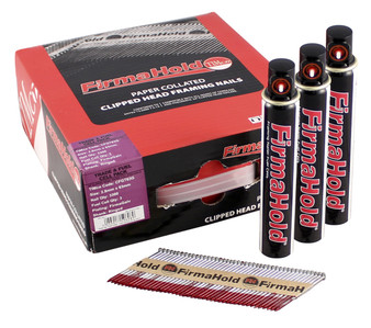Timco FirmaHold Clipped Head Nails + 3 x Fuel Cells