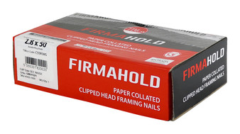 Firmahold Stainless Steel Paper Collated Nails