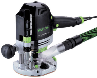 Festool OF1400 EBQ-Plus Router in Systainer 574345 / 574344