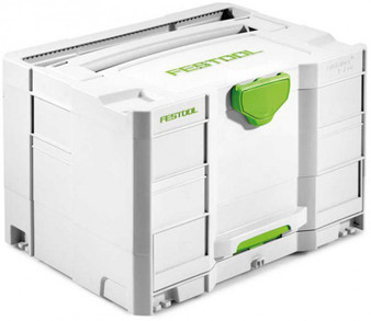 Festool SYSTAINER T-LOC SYS COMBI 2 Toolbox Container Festool Code: 200117