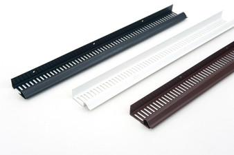 Timloc 25mm Airgap Soffit Strip Type C 2.4 metres