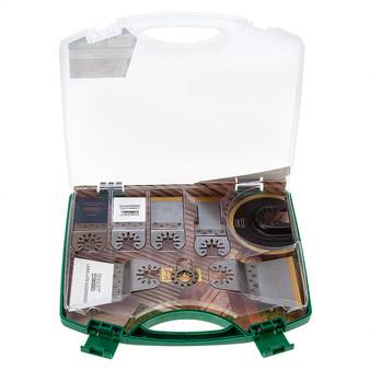Smart Long Life Bi-Metal Professional Multitool Blade Kit - H7PRO