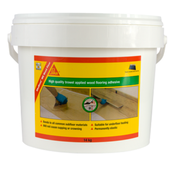 Sikabond ms floor adhesive for wooden flooring
