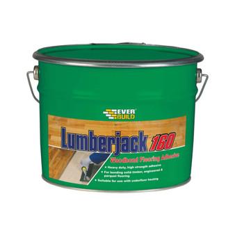 Everbuild Lumberjack 150 Woodbond 10 Litre