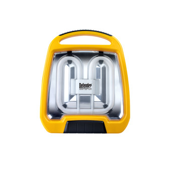 Defender Fluorescent Task Floor Light 240V 38W